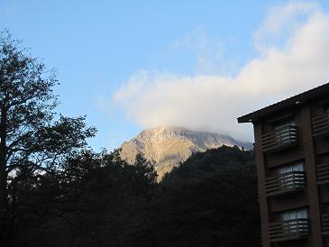 焼岳1008