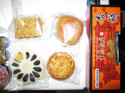 横浜中華街 お菓子
