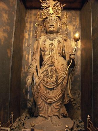 勝光寺 聖観音立像