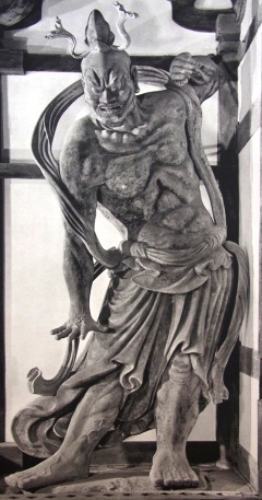 中門・仁王像