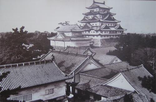 名古屋城古写真