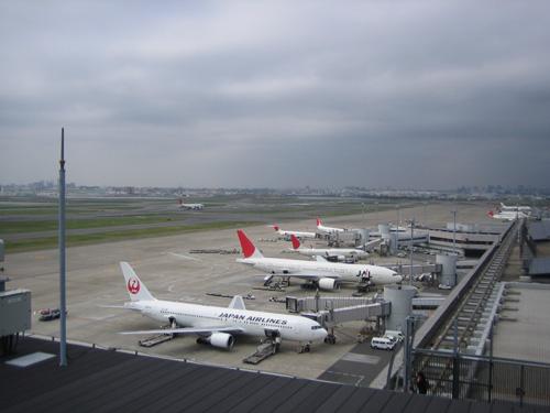 羽田空港 002