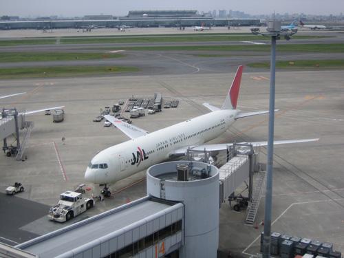 羽田空港 001