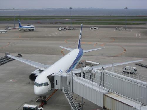 羽田空港 010