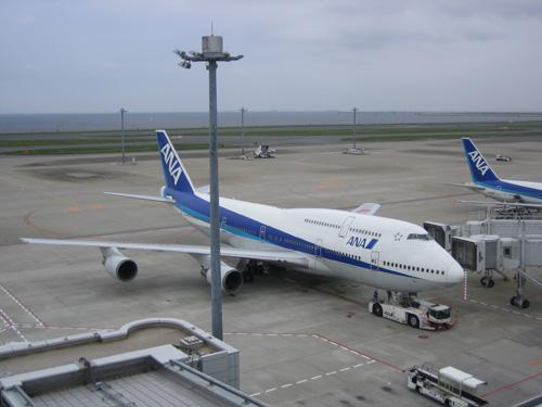 羽田空港 009
