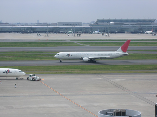 羽田空港 008