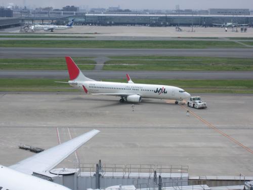 羽田空港 007