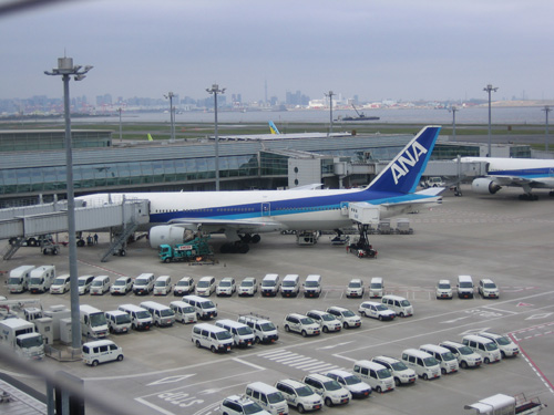 羽田空港 016