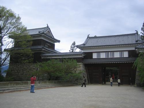 上田城09