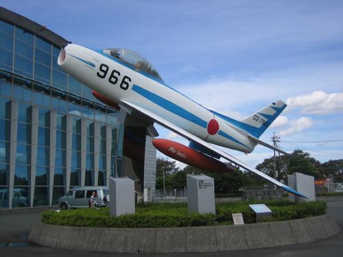 航空自衛隊浜松広報館01
