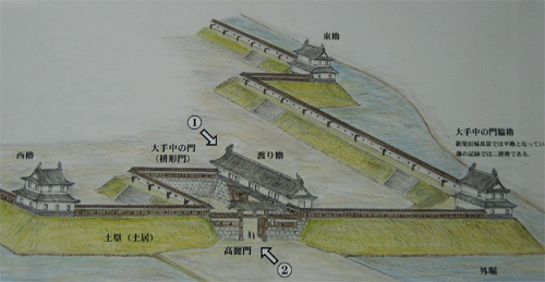 新発田城01-2
