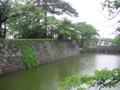 新発田城03-3