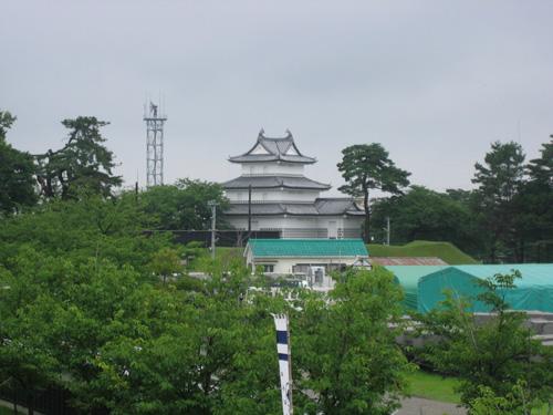 新発田城09-1