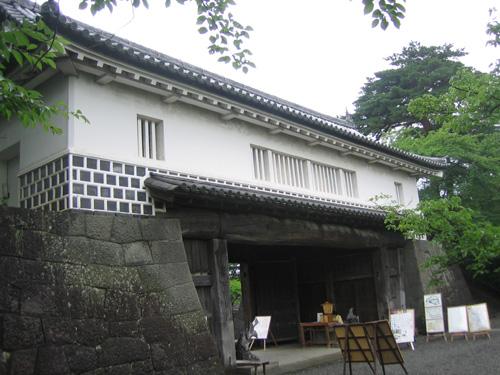 新発田城08-1