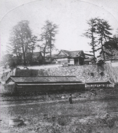 松坂城古写真1