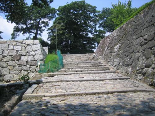 伊賀上野城09