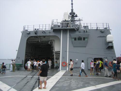 護衛艦あしがら05