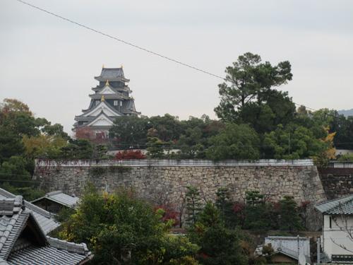 岡山城004