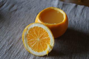 オレンジゼリー2