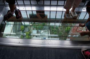 東京タワー透明