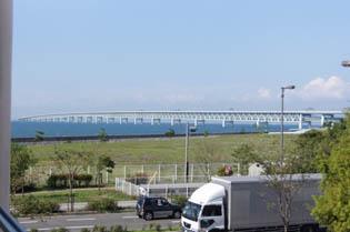 ヨーグル 空港 橋
