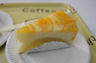 ケーキ オレンジ