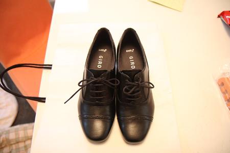 足に優しい靴