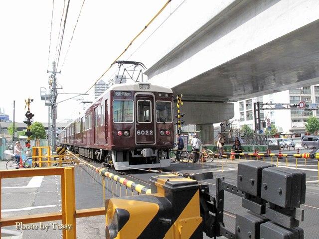 阪急電車今津線