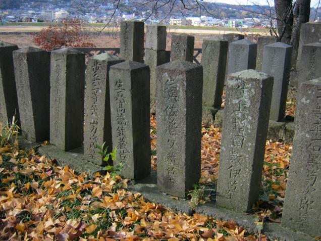 高崎陸軍墓地 (5)
