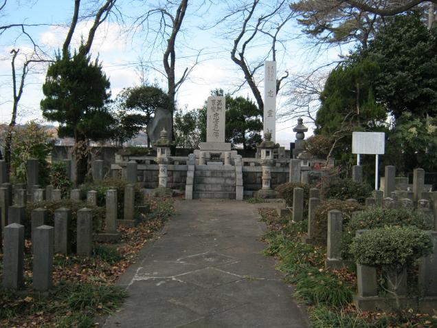 高崎陸軍墓地 (3)