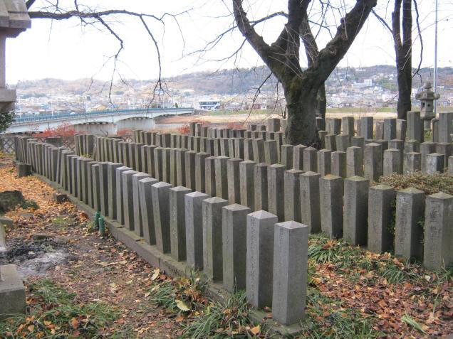 高崎陸軍墓地 (4)