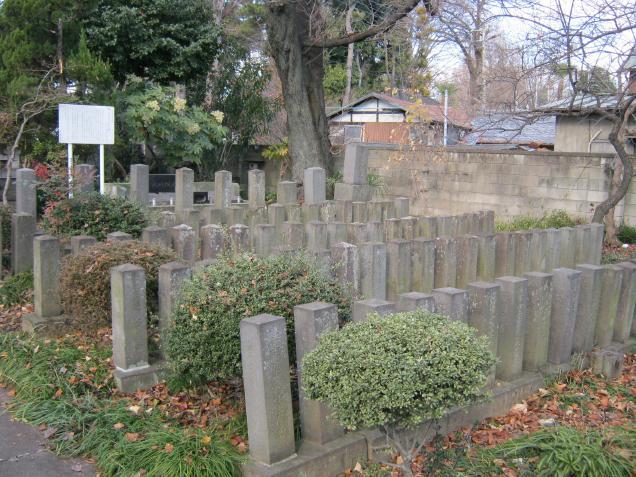 高崎陸軍墓地