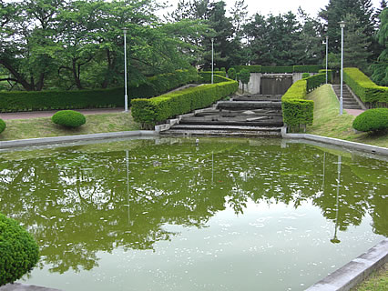猿賀公園 滝