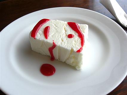 喫茶らあく 本日のランチセット② デザート