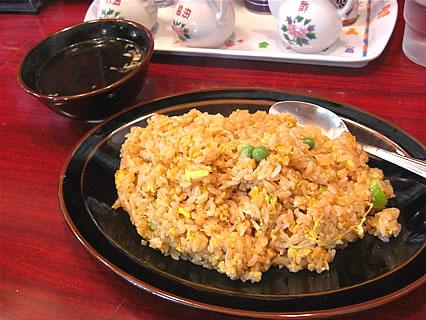 中華料理みんぱい 城東店 納豆チャーハン(600円)