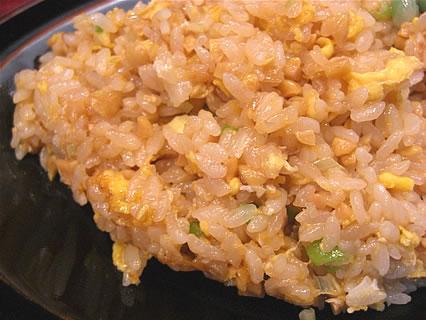 中華料理みんぱい 城東店 納豆チャーハン アップ