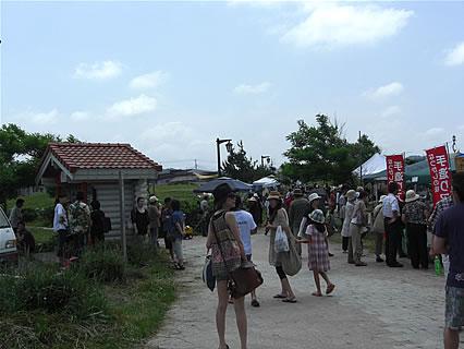 C-POINT 2010 in AJIGASAWA 様子