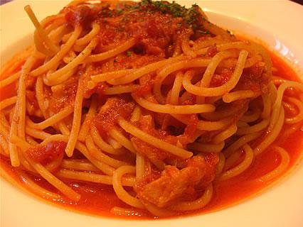 イタリアン・トマト カフェジュニア 青森浜田ドリームタウン店 パスタランチCセット(本日のパスタ)(880円)