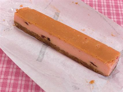 Cheese Cake Factory(チーズケーキファクトリー) 青森店 チーズバー(ストロベリー)
