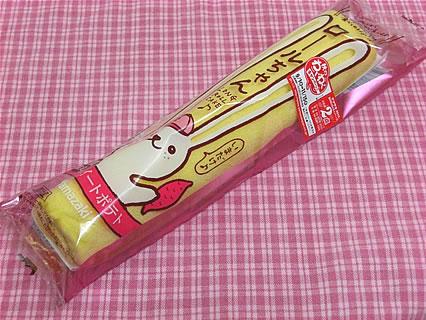 山崎製パン ロールちゃん(スイートポテト)