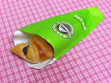 サンマルクカフェ サンロード青森店 ミルクロ(170円)