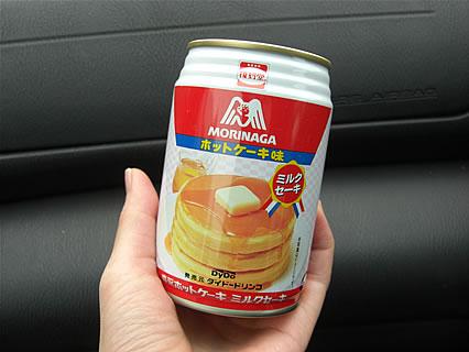 ダイドードリンコ 復刻堂 森永ホットケーキ ミルクセーキ