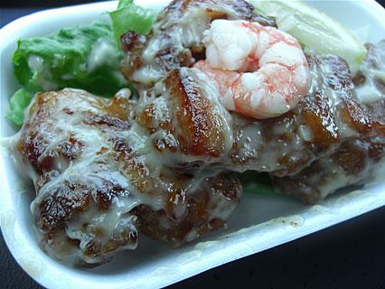 キッチンぴじょん 鶏のマヨネーズ和え(250円)
