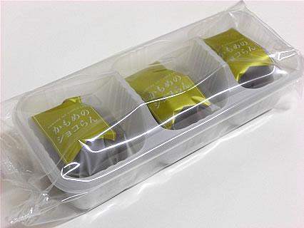 さいとう製菓 かもめのショコらん 箱の中身