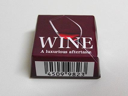 チロルチョコ ワイン
