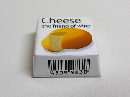 チロルチョコ チーズ