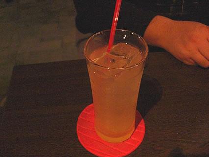 Kawara CAFE&DINING(カワラカフェ&ダイニング) 宇田川店 カクテル(柚子みかん)(714円)
