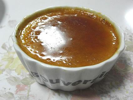 ル・スゥブラン クレームブリュレ