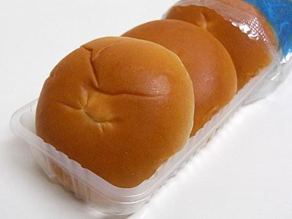 山崎製パン 薄皮レアチーズ風味クリームパン 中身