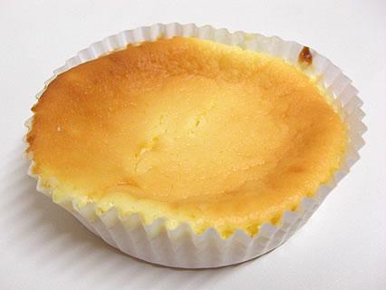 シライシパン チーズスフレ 中身
